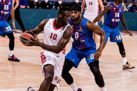 Η βαθμολογία της EuroLeague: Η Μπαρτσελόνα έσπασε το αήττητο του Ολυμπιακού