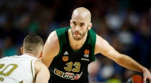 Νικ Καλάθης: Δεύτερος πασέρ στη EuroLeague, προσπέρασε τον Διαμαντίδη