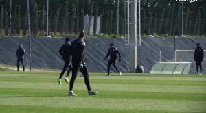 ΠΑΟΚ: Πρωτοχρονιά στο γήπεδο για τους παίκτες του Φερέιρα