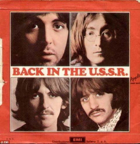 Οι Beatles της Λίβερπουλ πάνε στη Ρωσία