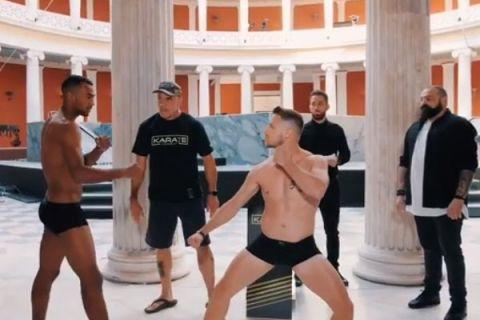 Karate Combat: Το αληθινό Bloodsport φιλοξενείται στο Ζάππειο Μέγαρο