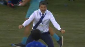 «Τρέλα» Λουτσέσκου στο ασιατικό Champions League για το 4-2 της Αλ Χιλάλ
