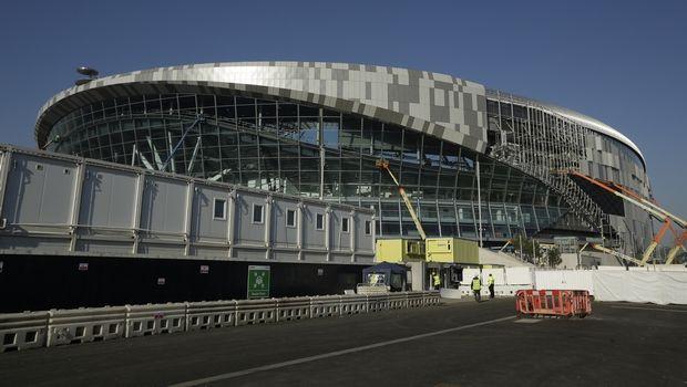 Επίσημα αποκαλυπτήρια για το νέο γήπεδο της Τότεναμ (VIDEO)