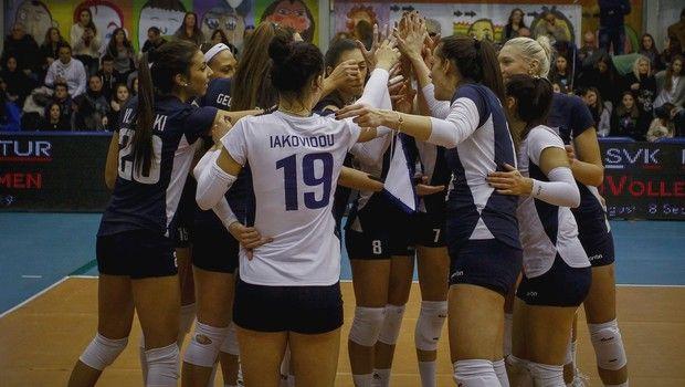 Silver League: Διπλό στην Εσθονία για την Εθνική γυναικών