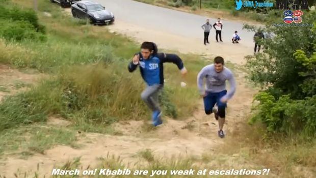 Στα βουνά του Νταγκεστάν: Η σκληρή σπαρτιατική ζωή του Khabib Nurmagomedov
