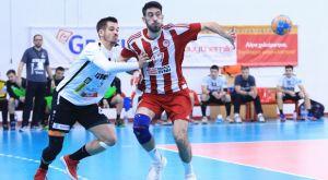 Ολυμπιακός – Νέξε 22-25: Πάλεψε, αλλά έχασε από τους Κροάτες