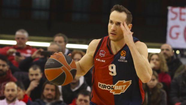 ef9dee77a0 Η Μπασκόνια πήρε τη νίκη επί της Αρμάνι Μιλάνο με 80-75 κι έκανε ένα  σημαντικό βήμα για να πάρει την πρόκριση για τα playoffs της EuroLeague