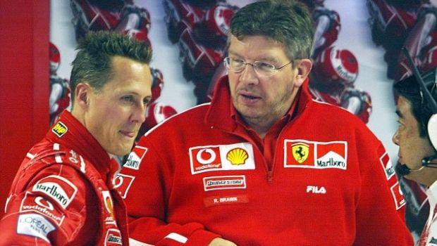 Schumacher-Brawn-Ferrari