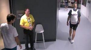Australian Open: Δεν επιτράπηκε η είσοδος στον Φέντερερ χωρίς διαπίστευση!