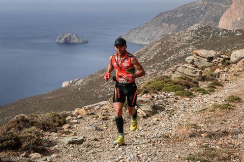 """Μεγάλη επιτυχία για το 2ο """"Amorgos Trail Challenge"""""""