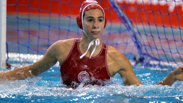 Ολυμπιακός πόλο γυναικών: Ανανέωσαν Διαμαντοπούλου και Ελευθεριάδου