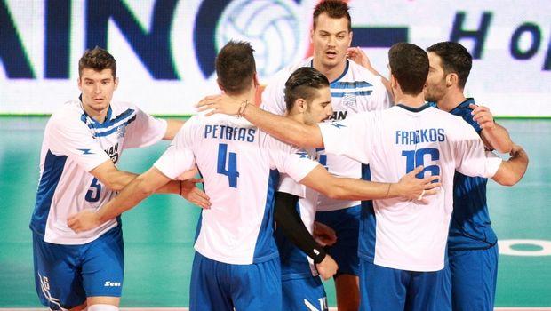 Νίκη για την Εθνική Ανδρών, 3-1 σετ τη Μολδαβία