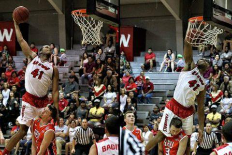 Το poster dunk που έγινε ροντέο!