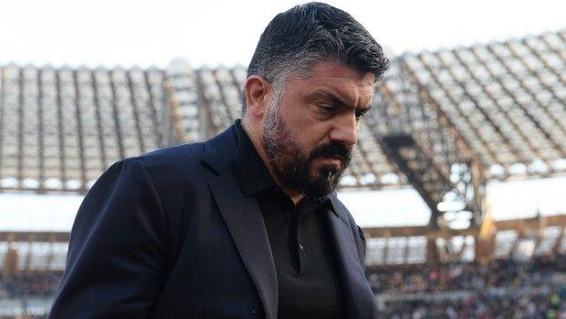 Νάπολι: Οι ποδοσφαιριστές υποδέχτηκαν τον Γκατούζο με ενός λεπτού σιγή