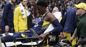 Σοβαρός τραυματισμός στο γόνατο για τον Ολαντίπο