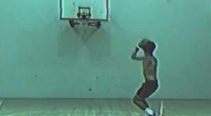 Ο Νόβακ Τζόκοβιτς θα μπορούσε να είναι μπασκετμπολίστας