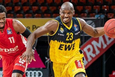 Basketball Bundesliga: Στα ημιτελικά η Όλντενμπουργκ, απέκλεισε την Μπάμπεργκ