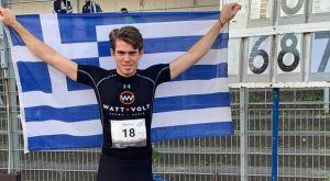 Στίβος ΑμεΑ: Παγκόσμιο ρεκόρ ο Στέλιος Μαλακόπουλος στο μήκος