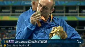 Πανελλήνιο πρωτάθλημα στίβου ΟΠΑΠ: Παγκόσμιο ρεκόρ στην δισκοβολία ο Κωνσταντινίδης