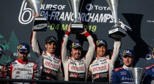 Η TOYOTA GAZOO Racing κέρδισε το Παγκόσμιο Πρωτάθλημα Αντοχής