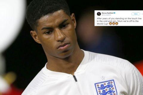 Έτσι αντέδρασαν οι Άγγλοι διεθνείς για τις κλήσεις τους στην εθνική ομάδα