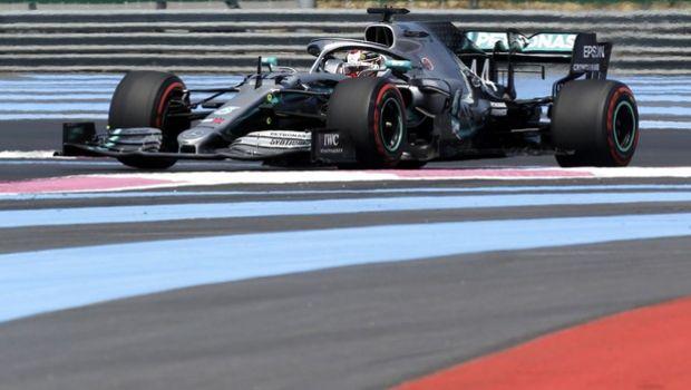 GP Γαλλίας: Κυριαρχία της Mercedes