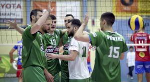Volleyleague Ανδρών: Διπλό τριάδας για τον Παναθηναϊκό στη Σύρο