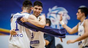 Εθνική U18: Κόντρα στην Λιθουανία για μία θέση στην 4αδα