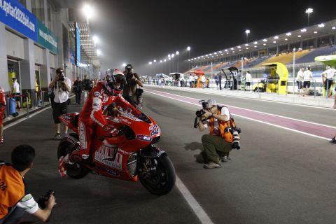 Το Κατάρ στο MotoGP