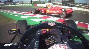 F1: Η σύγκρουση Λεκλέρκ – Φερστάπεν και τα γαλλικά του Ολλανδού