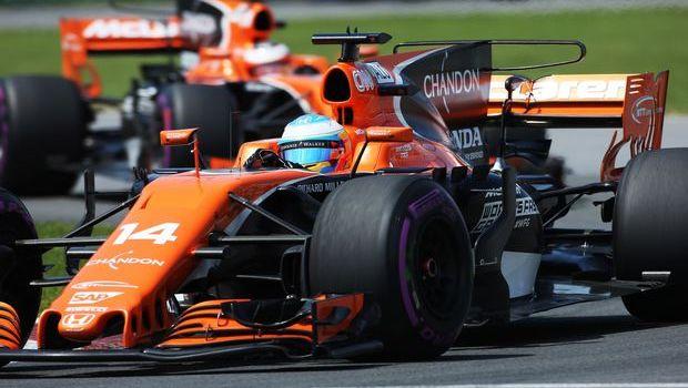 Φορτώθηκαν ποινές οι McLaren