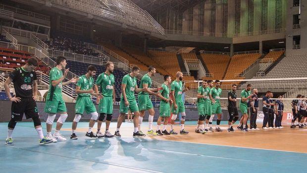 Volley League: Ζήτησε για έδρα το ΟΑΚΑ ο Παναθηναϊκός