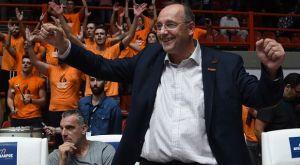 """Λιόλιος για Προμηθέα: """"Πρωτάθλημα το 2021, EuroLeague το 2023"""""""