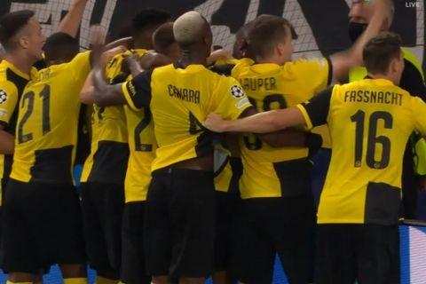 Γιουνγκ Μπόις - Μάντσεστερ Γιουνάιτεντ 2-1: Απίστευτη ανατροπή και νίκη στο 95ο λεπτό για τους Ελβετούς κόντρα στον Ρονάλντο