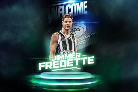 Επίσημο: Παίκτης του Παναθηναϊκού ο Τζίμερ Φριντέτ