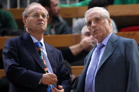 """Παύλος και Θανάσης Γιαννακόπουλος: """"Δεν θα επιτρέψουμε σε κανέναν να προσβάλλει τις αρχές μας"""""""