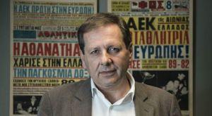 Ο Αγγελόπουλος «ανακοίνωσε» Παπαθεοδώρου με μήνυμα προς τους οργανωμένους