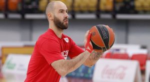 Ολυμπιακός: Παίζει με την ΤΣΣΚΑ Μόσχας ο Σπανούλης
