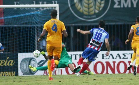 Επιβλητικός ο Πανιώνιος, 3-0 τον Αστέρα