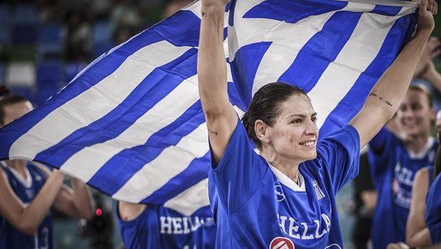 Εβίνα Μάλτση: Στην Ουγγαρία η 16η ομάδα της 40χρονης γκαρντ