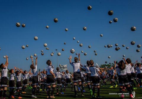 Το Juventus Camp επιστρέφει στην Αθήνα