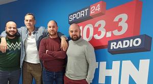 """Ζομπανάκης στον Sport24 Radio 103,3: """"Έβγαλα προπονητή πρωταθλητή ΝΒΑ"""""""