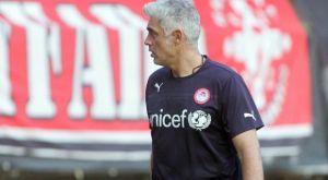 Ολυμπιακός: Νικοπολίδης, Πάντος, Ελευθεριάδης στο ματς της Κ19 με την Μπάγερν