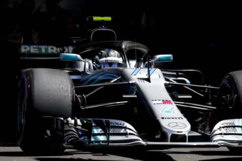 Formel 1 - Mercedes-AMG Petronas Motorsport, Großer Preis von Frankreich 2018. Valtteri Bottas   Formula One - Mercedes-AMG Petronas Motorsport, French GP 2018. Valtteri Bottas