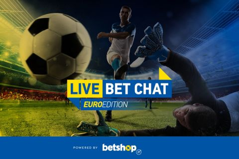 Live στοιχηματική εκπομπή για τα ημιτελικά του Euro 2020