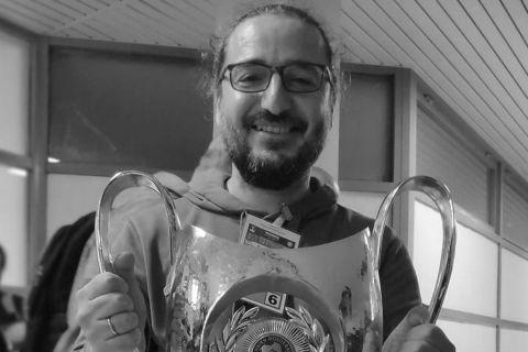Ο δημοσιογράφος Χρήστος Παυλίδης