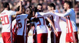 Καλαμάτα – Ολυμπιακός: Με γκολάρα του Ραντζέλοβιτς το 0-1