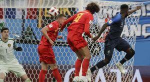 Η κεφαλιά του Ουμτιτί για το 1-0 της Γαλλίας (VIDEO)