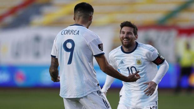 Βολιβία - Αργεντινή 1-2: Ξόρκισε την κατάρα της Λα Πας
