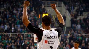 EuroLeague Top-5: Με τρομερό Ράντολφ να κόβει τον Γκιστ